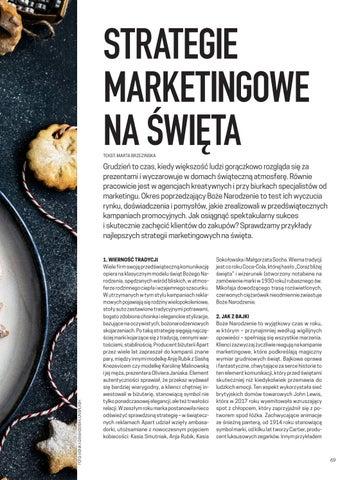 Page 69 of Strategie marketingowe na święta
