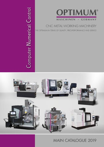 Optimum CNC katalogus 2019 by ACCORD PLUS Kft  - issuu