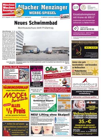 Kw 50 2018 By Wochenanzeiger Medien Gmbh Issuu