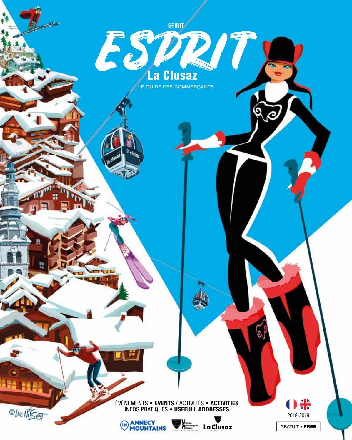 Éditions Clusaz Issuu La By Esprit Cosy Tc3uJ5lKF1