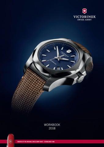 dcbc1bbecb21 Catálogo Relojes Victorinox Swiss Army 2018 by Joyeria Marga Mira ...