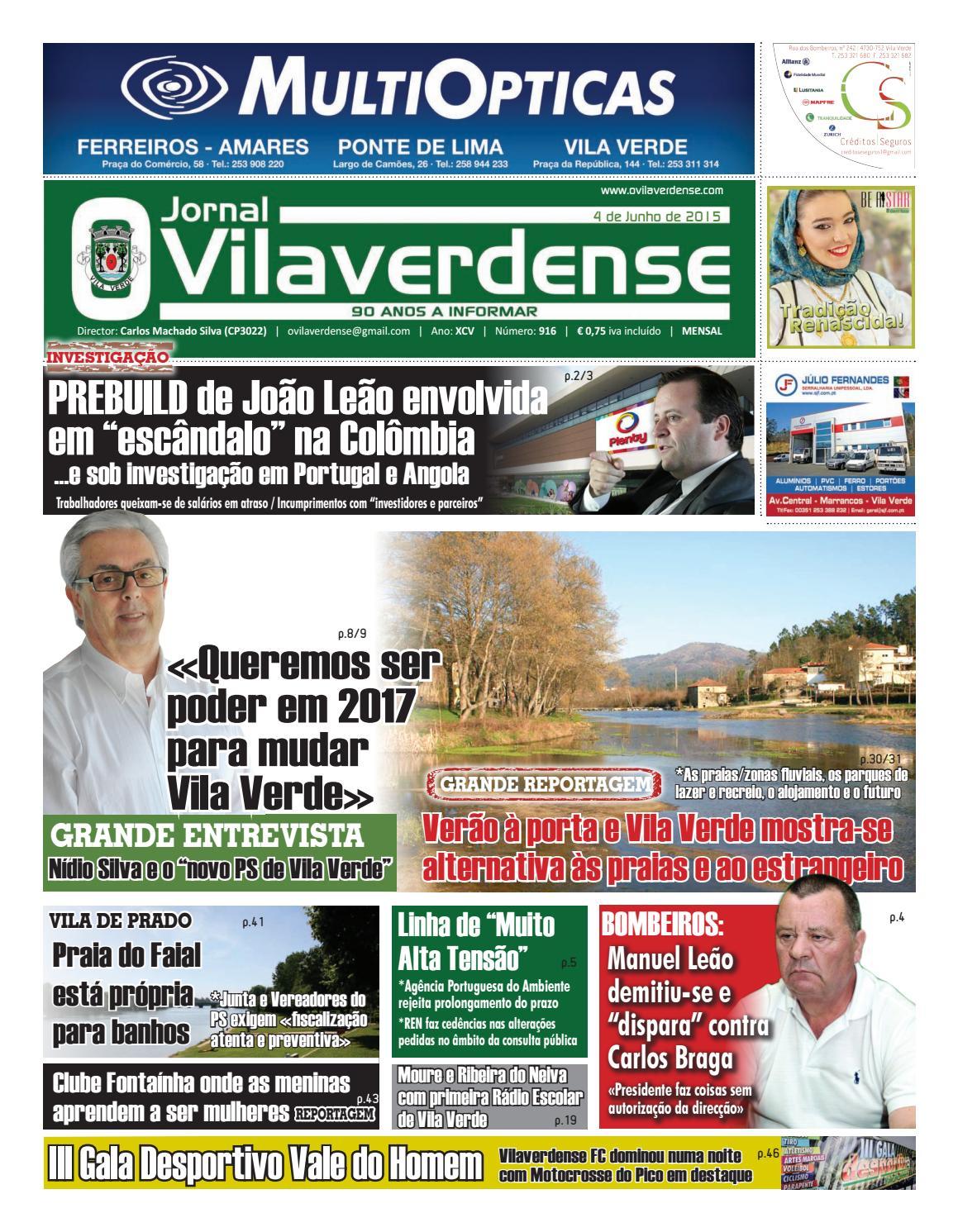 f4dcfce6bc O Vilaverdense Junho 2015 by ovilaverdense - issuu