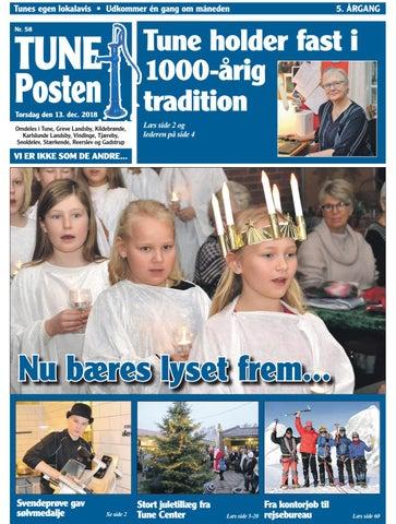 59bf15d8c788 TunePosten uge 50 2018 by Lars Zederkof - issuu