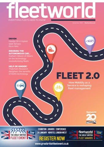 FleetWorld December 2018