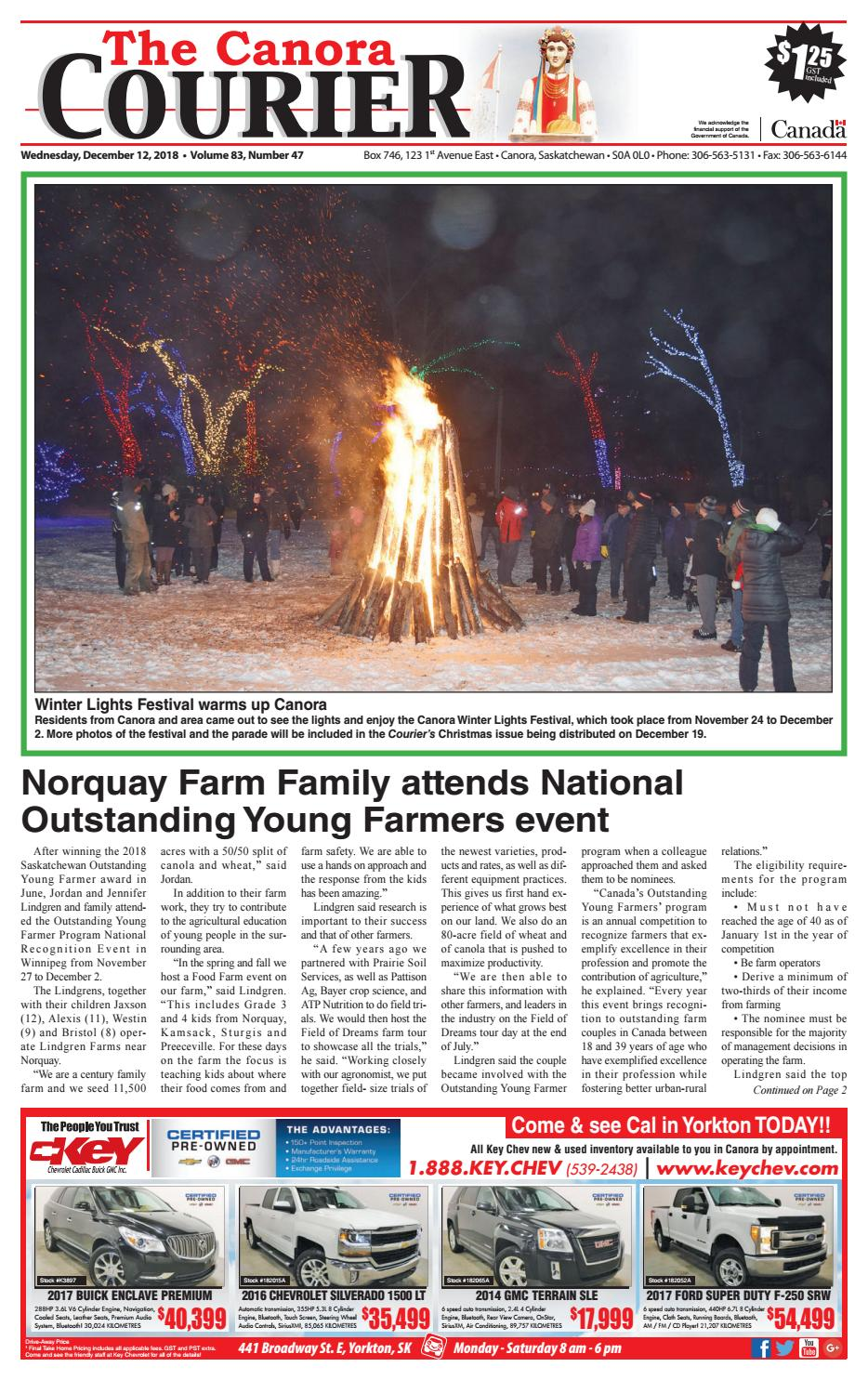 03415121324d Canora Courier 2018-12-12 by Canora Courier - issuu