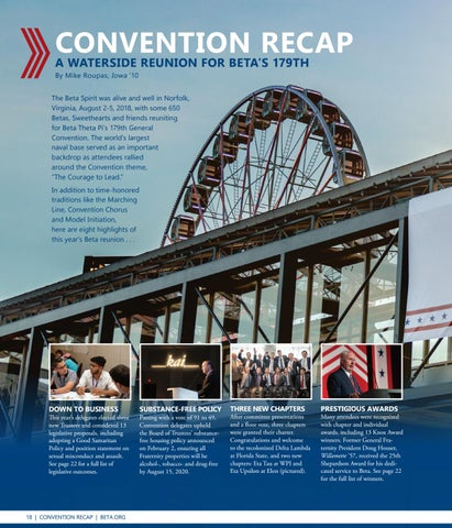 Page 18 of Convention Recap