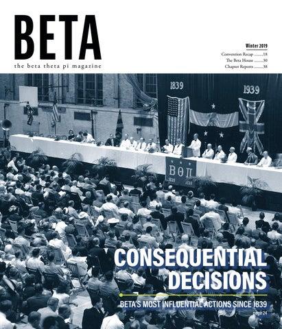 7ff262b2c The Beta Theta Pi - Winter 2019 by Beta Theta Pi - issuu