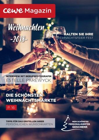 Cewe Weihnachtskarten.Cewe Magazin Weihnachten Lu By Cewe Benelux Issuu