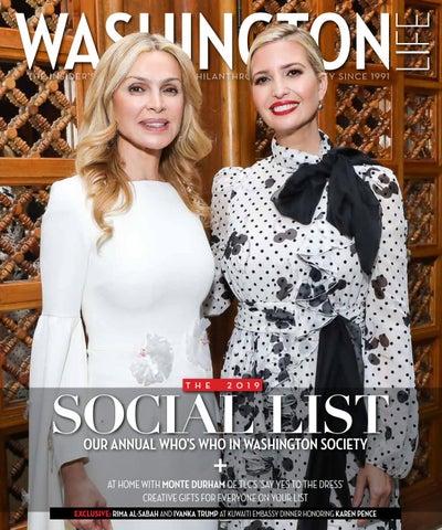 e90b7e37a777 Washington Life Magazine - Holiday 2018 by Washington Life Magazine ...
