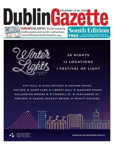 92ab8376274 Dublin Gazette  South Edition by Dublin Gazette - issuu