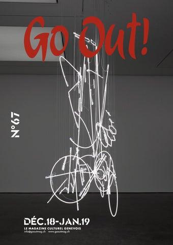 b5dddc9401c3c6 Go Out! Magazine N°67 décembre-janvier 2018-2019 by Go Out ...