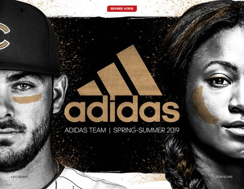6bc30789f Adidas Team Spring 2019 Catalog by Team Connection - issuu