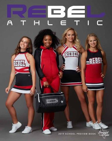 b0975a6f8fa09 Rebel Athletic 2019 School Preview Book by Rebel Athletic - issuu