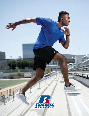 2019 Russell Athletic® Activewear Digital Catalog by Fruit