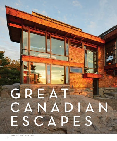Page 18 of Colin & Justin's Great Canadian Escapes