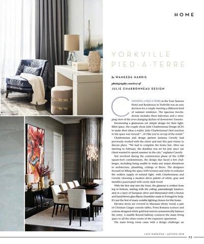 Page 25 of Interior Design: Julie Charbonneau