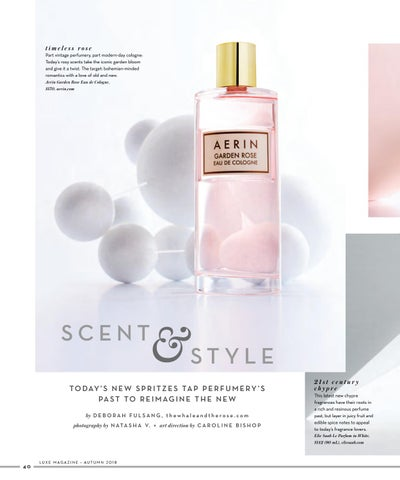 Page 42 of Scent & Style: Fall Fragrance Notes