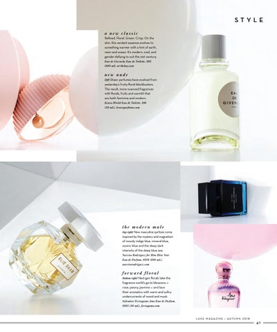 Page 43 of Scent & Style: Fall Fragrance Notes