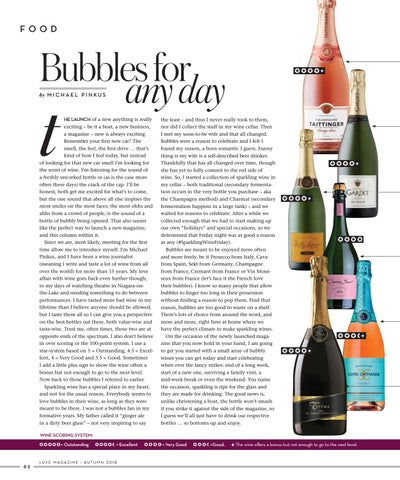 Page 64 of Drink: Bubbles for any day