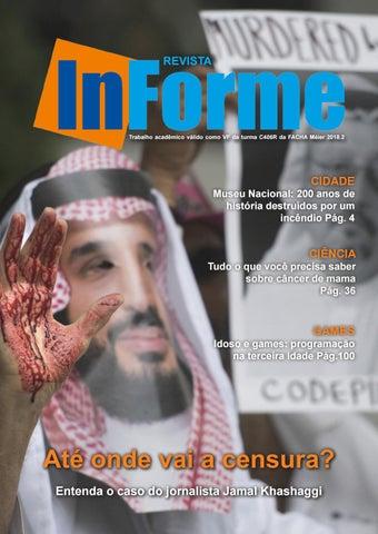 6dc22494e Revista informe c406M 2018 2 by Gilvan Nascimento - issuu