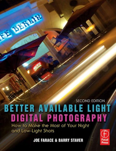0606ae0b Better Available Light Digital Photography: How to Make the Most of ...