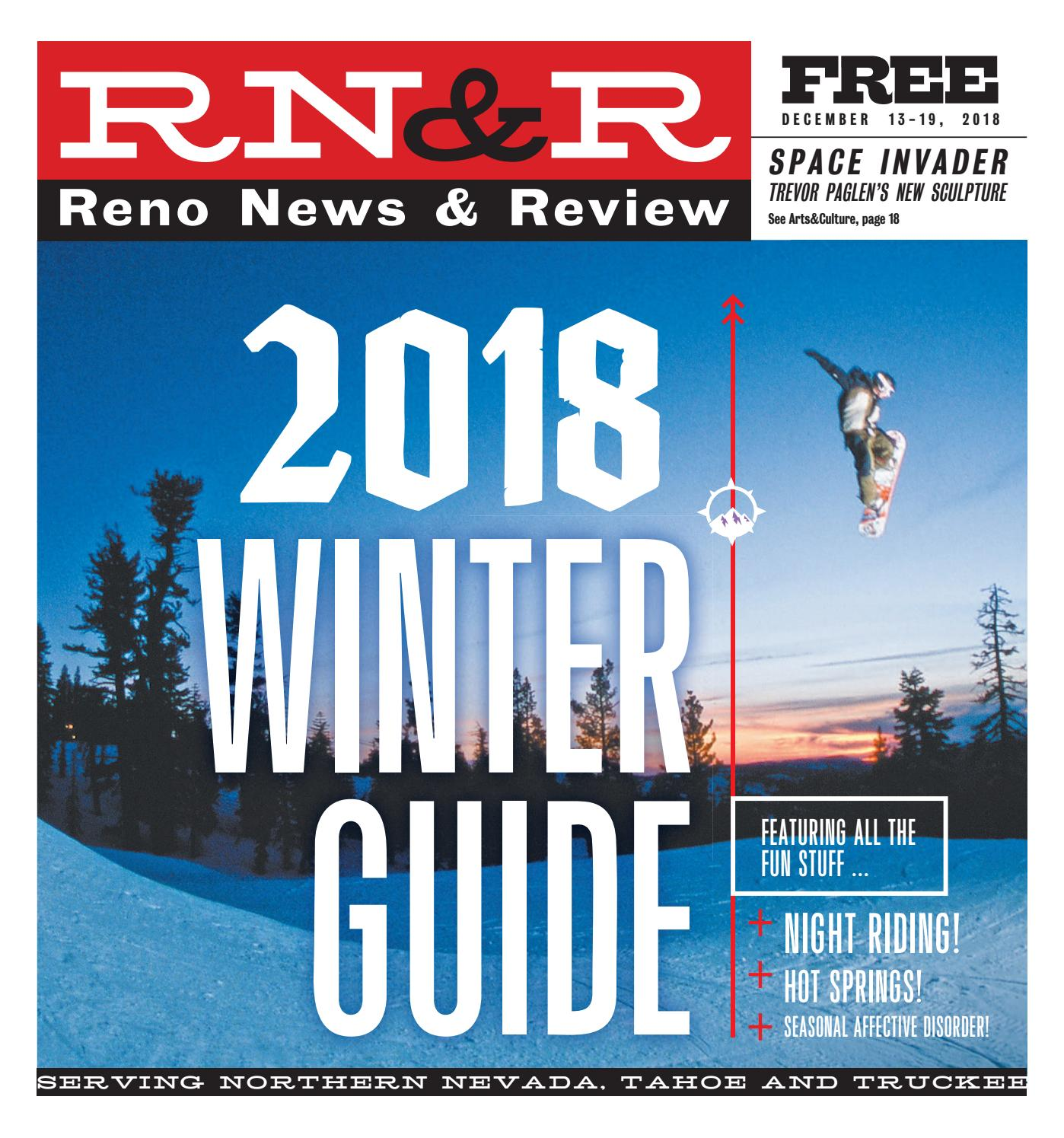 more photos 36bf1 8c4fc r-2018-12-13 by News   Review - issuu