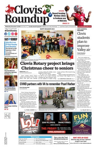 sports shoes a8735 487f0 Clovis Roundup - December 12, 2018 by Donna Melchor - issuu