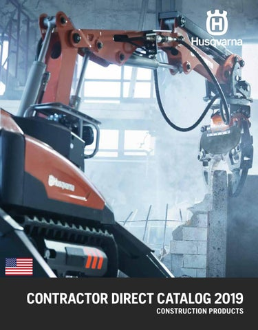 us 2019 contractor direct catalog by husqvarna construction rh issuu com
