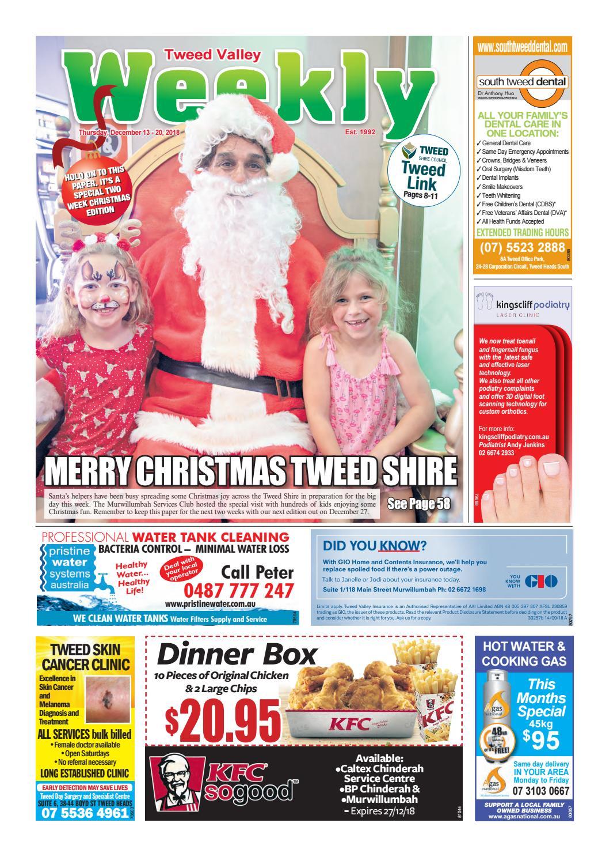 200266cb37382 Tweed Valley Weekly edition December 13 to December 27 by Tweed ...