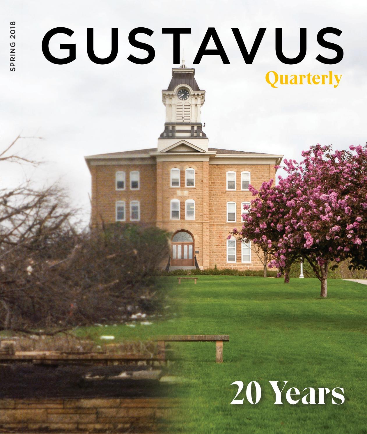 Spring 2018 Quarterly By Gustavus Adolphus College Issuu