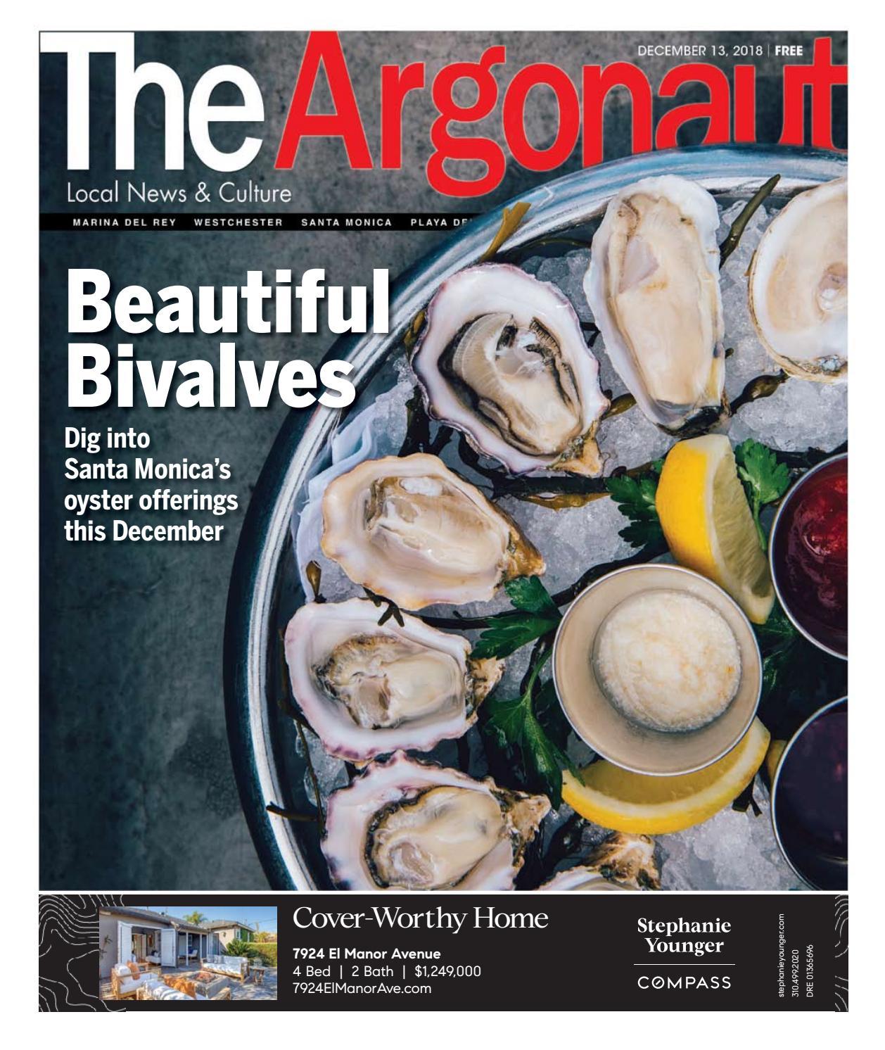 4494ce5bdd31b The Argonaut Newspaper December 13, 2018 by Kate - issuu