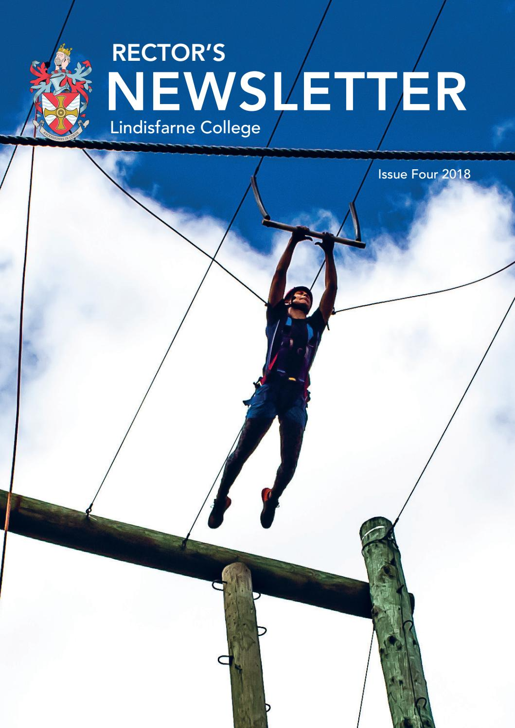 Rector's Newsletter Term 4 by lindisfarne College - issuu