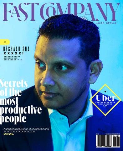 525251d259 Fast Company SA November 2018 - Issue 40 by Fast Company SA - issuu