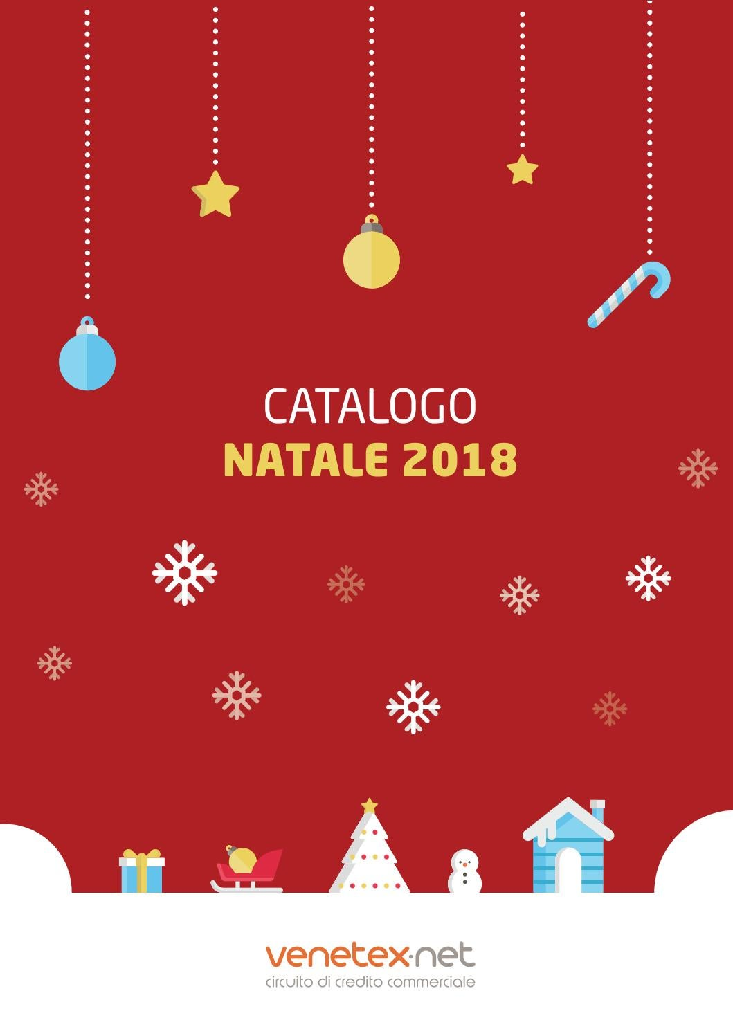 Auguri Di Buon Natale Qumran.Catalogo Venetex Natale 2018 By Venetex Net Issuu