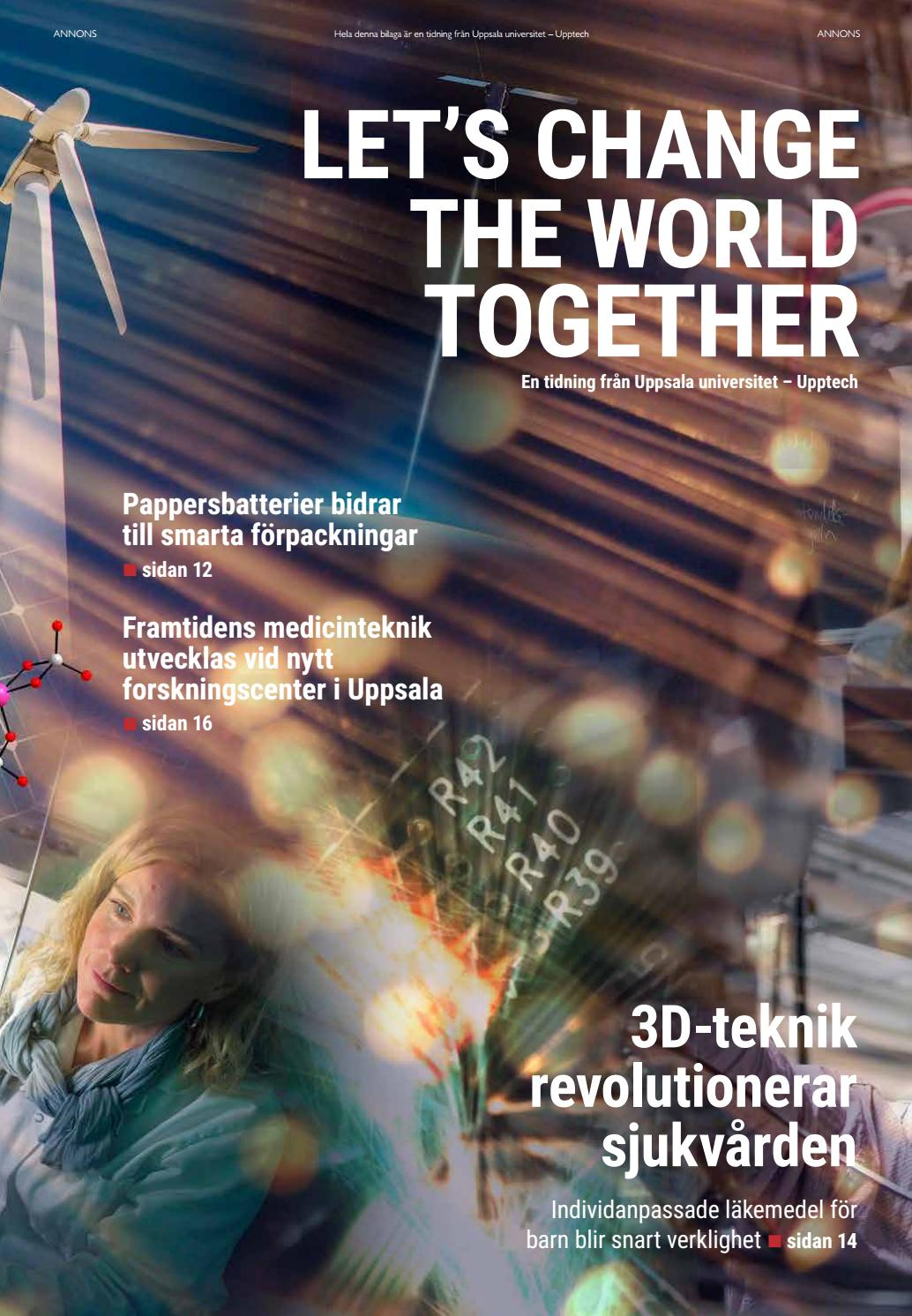 053523b95dc Let's change the world together by Crossmedia Communication - issuu