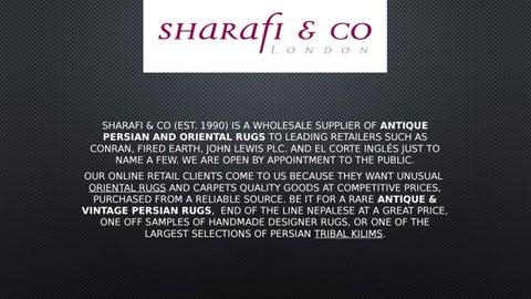 Persian Rugs Oriental Uk
