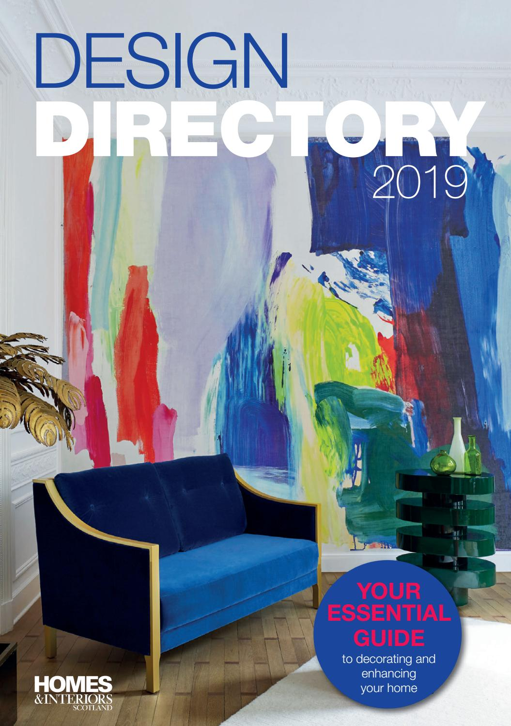 Design directory 2019 by peebles media group issuu