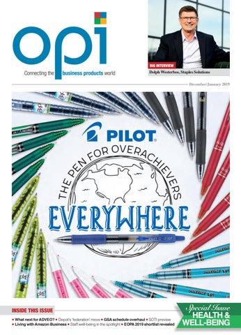 80780036fe OPI Magazine 285 December/January 2019 B by OPI - issuu