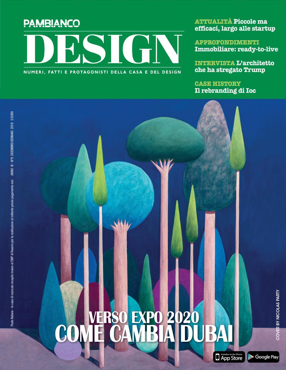 Pambianco design 62018 by Pambianconews issuu