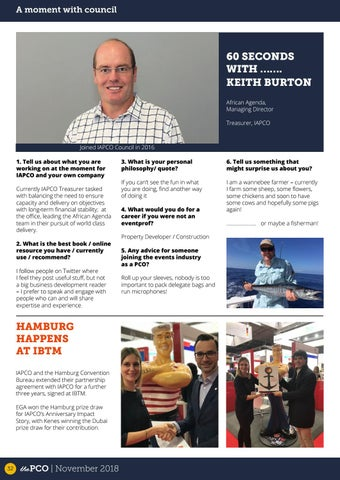 Page 32 of 60 seconds with...Keith Burton