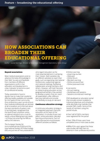 Page 38 of How associations can broaden their educational offering