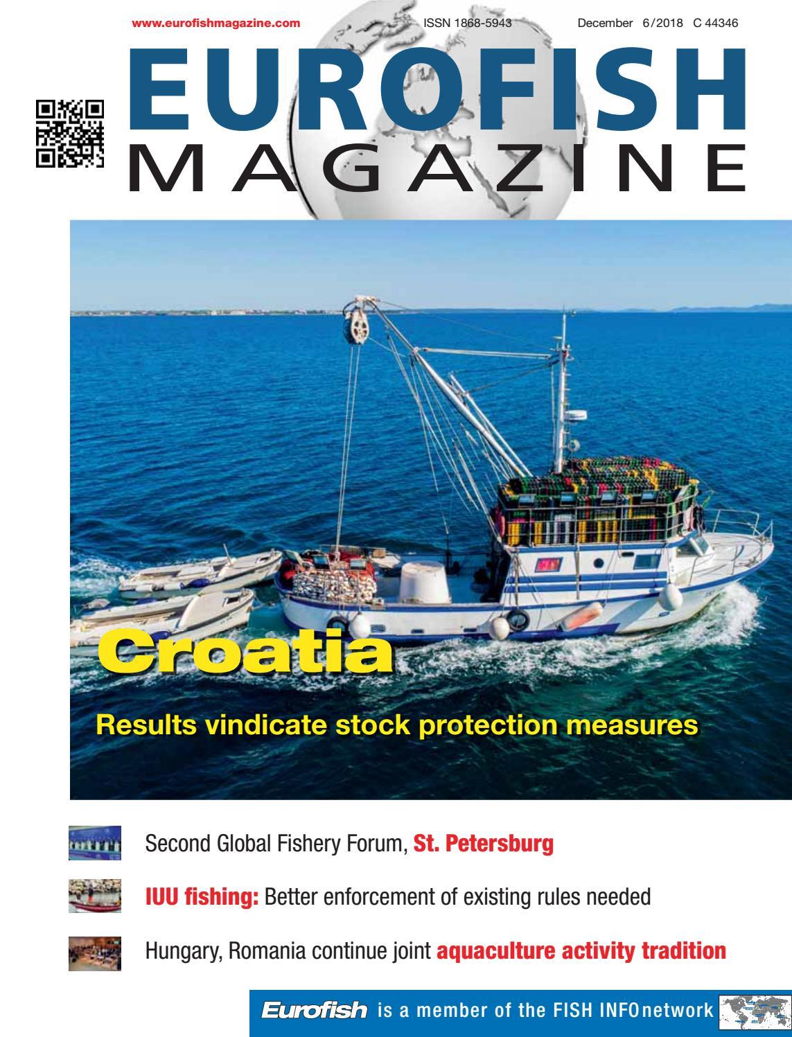 Eurofish Magazine 6 2018 by Eurofish - issuu