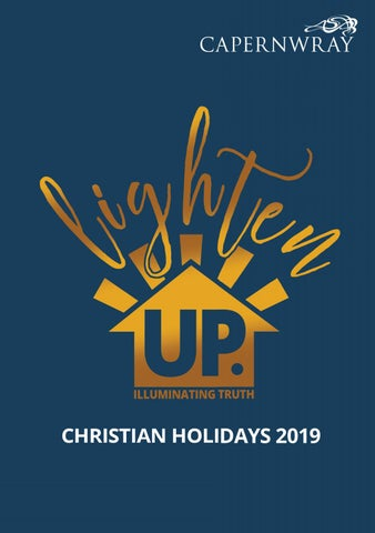 Capernwray Holiday Brochure 2019 by Capernwray - issuu