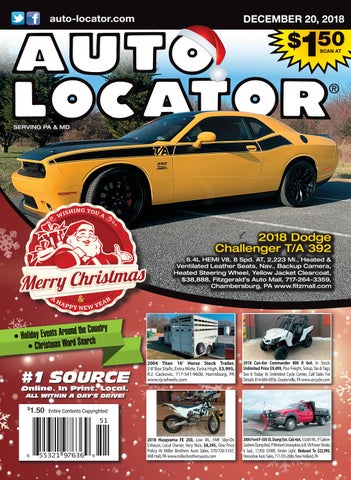 12-20-18 Auto Locator by Auto Locator and Auto Connection - issuu