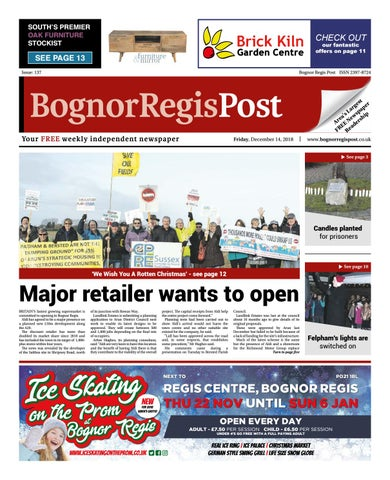 fb1aa4760e5b8 Bognor Regis Post Issue 137 by Post Newspapers - issuu