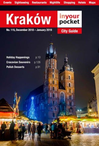 Krakow In Your Pocket By In Your Pocket Issuu