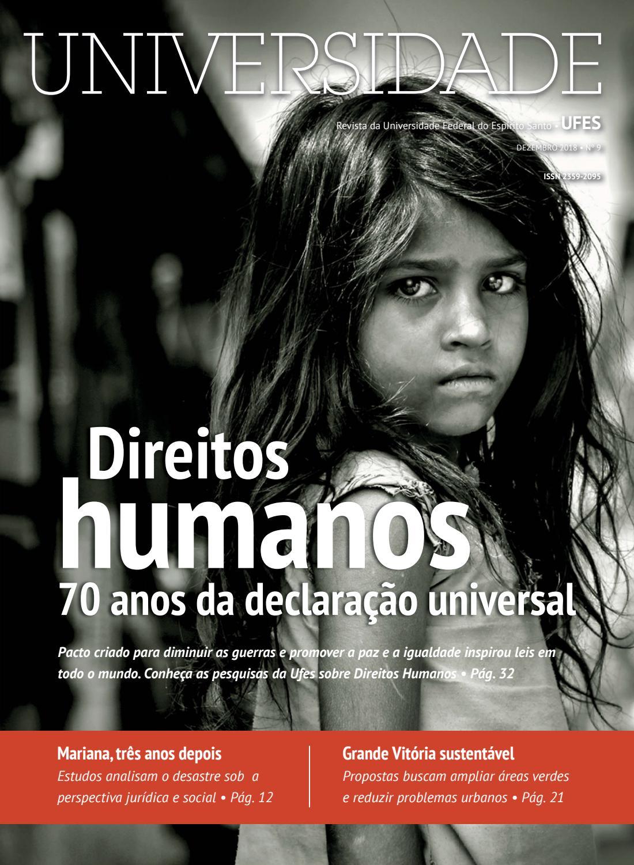 Revista Universidade   nº 09 by Universidade Federal do Espírito Santo -  issuu 56f3d148c1