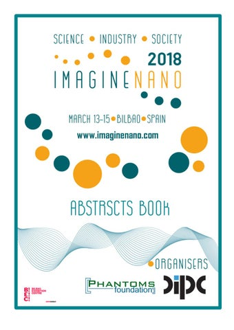 ImagineNano2018 Conference Abstracts Book by Phantoms