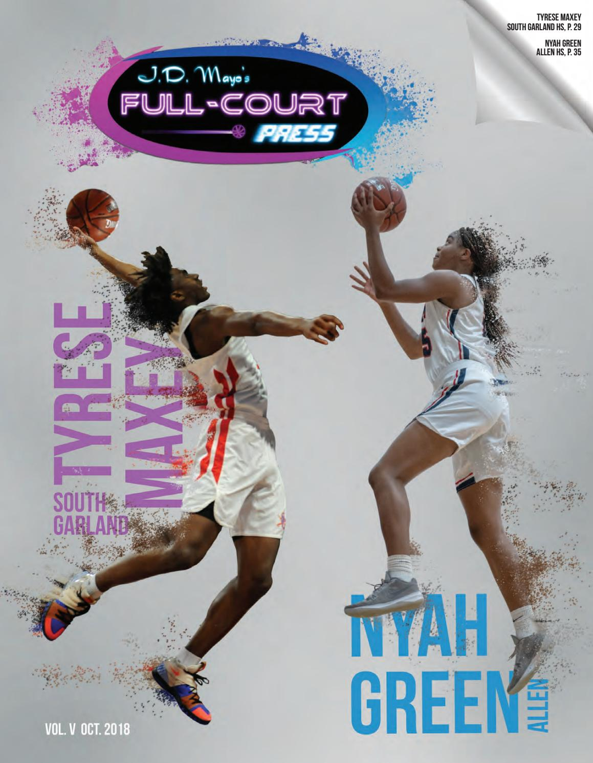 new style 67b2e 0fe82 J.D. Mayo s Full Court Press by Digital Publisher - issuu