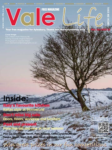 01eaf043e2 Vale Life Magazine Dec-Jan 2018-19 by Charlie Trott - issuu
